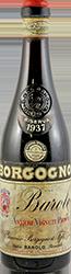 Giacomo Borgogno - Riserva Barolo 1937