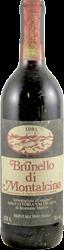 Valdicava Fattoria Brunello di Montalcino 1981