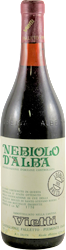 Vietti - Localita Brezzi Nebbiolo d'Alba 1976