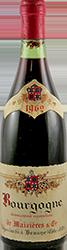 De Maizieres Bourgogne 1962