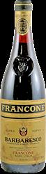 Francone - Riserva Barbaresco 1976