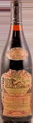 Az. Agr. Catturich-Ducco Franciacorta Rosso 1981