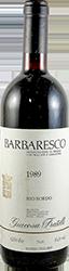 Giacosa Fratelli - Rio Sordo Barbaresco 1989