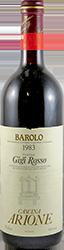Gigi Rosso - Cascina Arione Barolo 1983