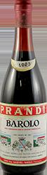 Prandi Barolo 1965
