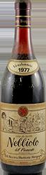 Serio & Battista Borgogno Nebbiolo 1977