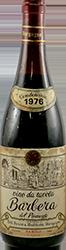 Serio & Battista Borgogno Barbera 1976