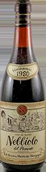 Serio & Battista Borgogno Nebbiolo 1980