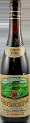 Serio & Battista Borgogno Grignolino 1974