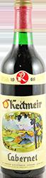 Kettmeir G. Cabernet 1968