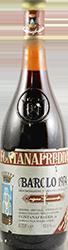 Fontanafredda - Lazzarito - Riserva Speciale Barolo 1974