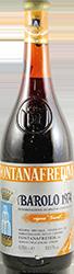 Fontanafredda - Vigna Garil - Riserva Speciale Barolo 1974