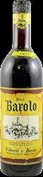 Viberti & Bosio Barolo 1971