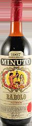 Minuto - Riserva Speciale Barolo 1967