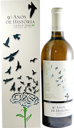 Caves Sao Joao - 95 anos Historia Vinho Branco 2014