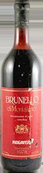 Mogavero Brunello di Montalcino 1978