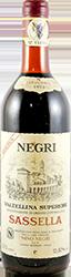 Nino Negri - Riserva Sassella 1973