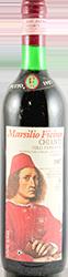Marsilio Ficino - Fattoria Poggio il Pino Chianti 1987