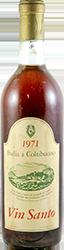 Badia a Coltibuono Vin Santo 1971