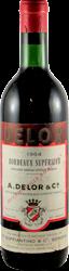 Delor Bordeaux 1964