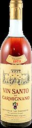 Fattoria Le Farnette Vin Santo di Carmigliano 1973