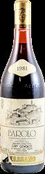 Massano - San Quirico Barolo 1981