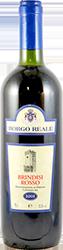Cantine Borgo Reale  Rosso Brindisi 2001