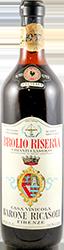 Brolio Riserva - Ricasoli Chianti 1957