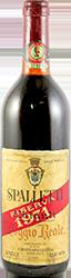 Poggio Reale - Spalletti - Riserva Chianti 1971