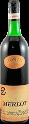 Zonta F.lli - Vigneto Due Santi Merlot 1969