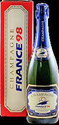 Marne Et Champagne - France 98 Champagne 1998