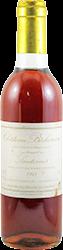 Chateau Bechereau Sauternes 1993
