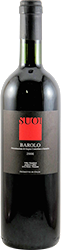 """SUOI"" Villa Montisel Barolo 2008"