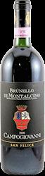 Campogiovanni - San Felice Brunello di Montalcino 2000
