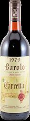 Tenuta Carretta - Cannubi Barolo 1979