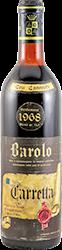 Tenuta Carretta - Cannubi Barolo 1968
