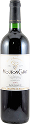Mouton Cadet - Baron Philippe de Rothschild Bordeaux 2007