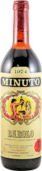 Minuto F.lli Barolo 1974