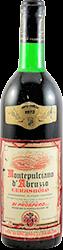 Vinicola di Prospero Montepulciano d'Abruzzo 1973