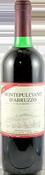 Rocca dell'Abate Montepulciano d'Abruzzo 1996