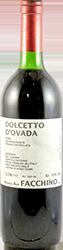 Facchino Rocca Grimaldi Dolcetto d'Ovada 1992