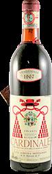 Montagnana - Riserva Cardinale Chianti 1967