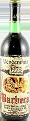 Cantine Ronchetto - F.lli Fornara Barbera 1973