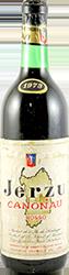 Jerzu - Coop. Vitivinicola Cannonau 1973