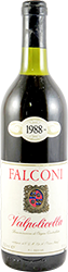 Falconi Valpolicella 1988