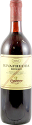 Coppo Luigi Rivafredda Rosso 1985
