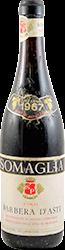 Somaglia - Riserva Barbera d'Asti 1967