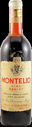 Montelio - Cav. Ing Domenico Mazza Merlot 1967