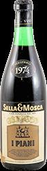 Sella & Mosca I Piani 1974