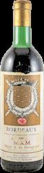 M.A.M. - Messr A. Montgrand Bordeaux 1967